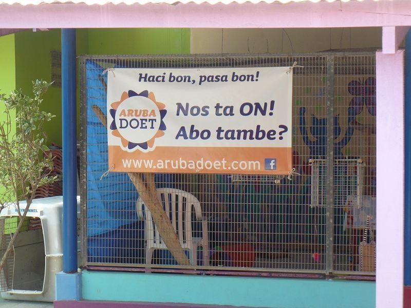 Aruba Doet Volunteer Day
